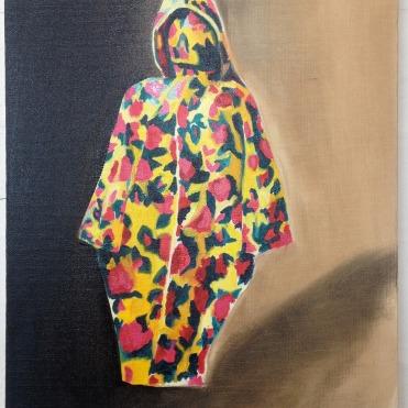 Regalia I, 3 hr Alla Prima Oil on Canvas, 12 in x 16 in, 2013