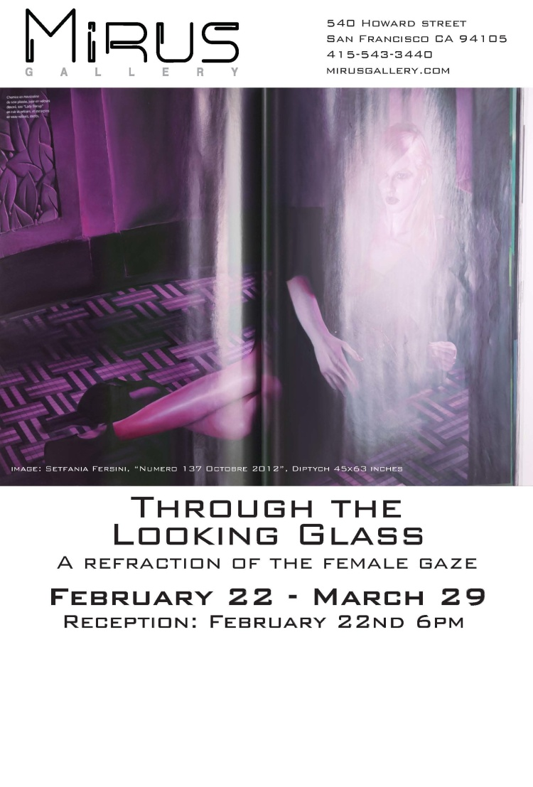 Mirus Gallery: Through The Looking Glass